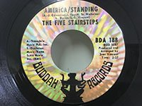 Five Stairsteps / Because I Love You - America Standin'