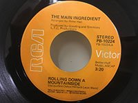 Main Ingredient / Rolling Down a Mountainside - Family Man