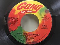 Kay Gees / Hustle wit Every Muscle - disco version