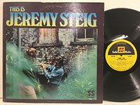 Jeremy Steig / This is Jeremy Steig Ss18059