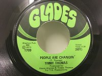Timmy Thomas / People are Changin - Rainbow Power