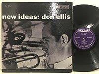 <b>Don Ellis / New Ideas Njlp8257</b>