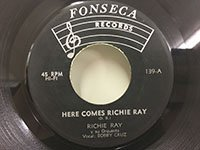 Ricardo Ray / Here Comes Richie Ray - Parisian Thoroughfare
