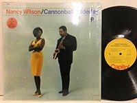 Nancy Wilson / the Cannonball Adderley quintet sm1657