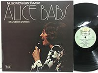 Alice Babs / Music with A Jazz Flavour Stl33223
