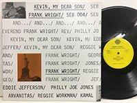 <b>Frank Wright / Kevin My Dear Son seb004</b>