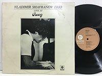 Vladimir Shafranov / Live at Groovy