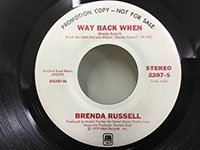 Brenda Russell / Way Back When