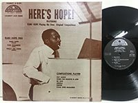 Elmo Hope / Here's Hope 【reissue】