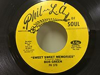 Bob Green / Sweet Sweet Memories - Running and Hiding