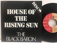 Black Baron / House of the Rising Sun - Small Mistress