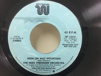 Mike Theodore / High on Mad Mountain
