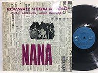 Edward Vesala trio / Nana blulp125