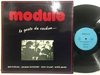 Jean Bolcato / Module