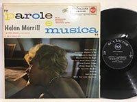 Helen Merrill / Parole e Musica