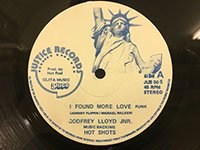 Godfrey Lloyd / I Found More Love - Court Majesty