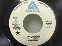 Mandrill / Funky Monkey