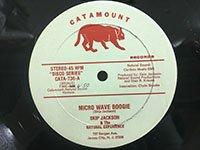 Skip Jackson / Micro Wave Boogie