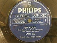 Lady Zu / So Voce - Hora de Uniao