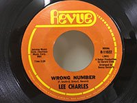 Lee Charles / Someone Somewhere - Wrong Number