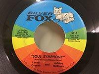 Laura Greene & Johnny McKinnis / Soul Symphony - Pledging My Love