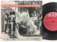 Andre Didier Gilbert Rouget / Musique Pygmee De La Haute Sangh
