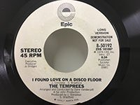 Temprees / I Found Love on a Disco Floor