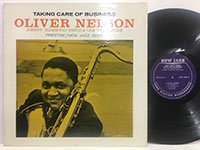 Oliver Nelson / Taking Care of Business