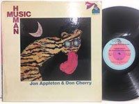 Jon Appleton - Don Cherry / Human Music