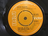 Jackie McLean / Doctor Jackyll and Mister Funk - On the Slick Side