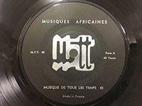 Musiques Africaines / Musique de Tous les Temps