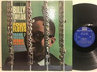 <b>Billy Taylor / with Four Flutes </b>