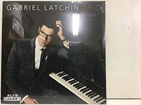 Gabriel Latchin Trio / Moon and I【新品LP】