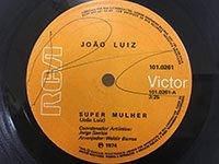 Joao Luiz / Sambare - Super Mulher