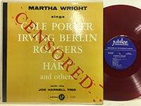 <b>Martha Wright Joe Harnell / Sings </b>