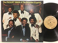 Pazant Brothers & The Beaufort Express / Loose and Juicy
