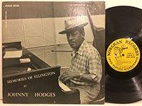 <b>Johnny Hodges / Memories of Ellington </b>