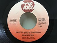 Brainstorm / Wake up and Be Somebody - We Know a Place