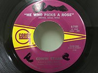 Edwin Starr /  He Who Picks A Rose -  War