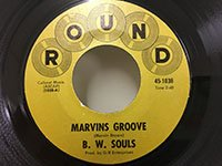 BW Souls / Marvins Groove - Generated Love