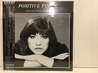 Postive Force / featuring Denise Vallin 【LTD Reissue】