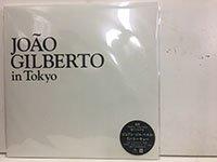 Joao Gilberto / in Tokyo【新品New Lp/初Lp化】