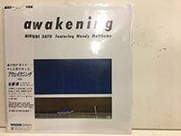 佐藤博 / Awakening 【新品New Lp/再発】