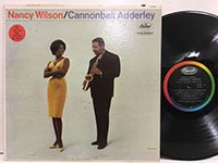 Nancy Wilson / the Cannonball Adderley quintet