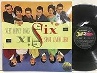 Les Double Six / meet Quincy Jones