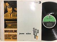 <b>Romano Mussolini / Jazz Allo Studio 7 </b>