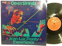 <b>Jean Luc Ponty / Open Strings </b>
