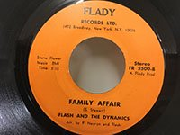Flash and the Dynamics / Family Affair