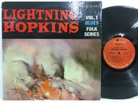 Lightnin Hopkins / Vol.1 Blues Folk Series n90p1381