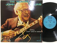John Collins / the Incredible